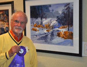 Award - Best of Show - Frank Zeller