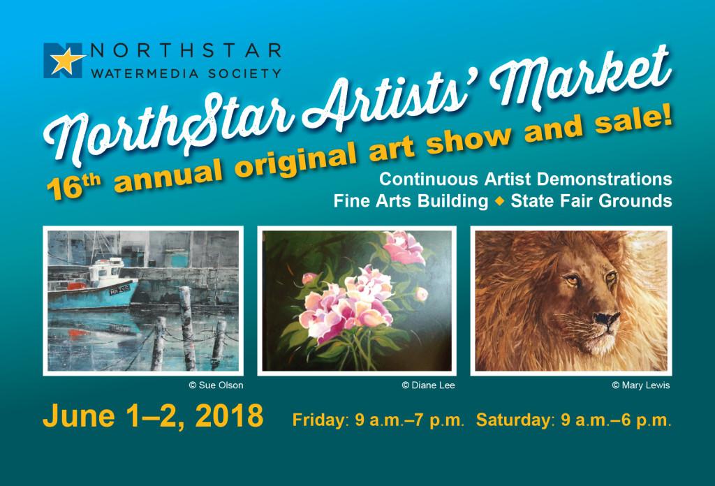 Northstar Postcard 2018 front