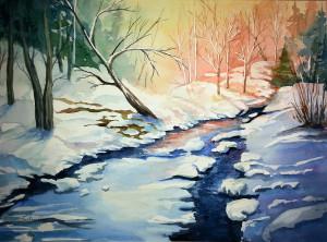 sunrise-over-the-creek