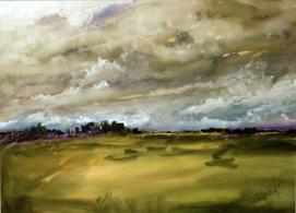 """Calvin deRuyter's """"Grey Skies"""""""