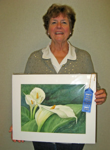 Lou Ann Hoppe  April 2014 Peer Vote Winner