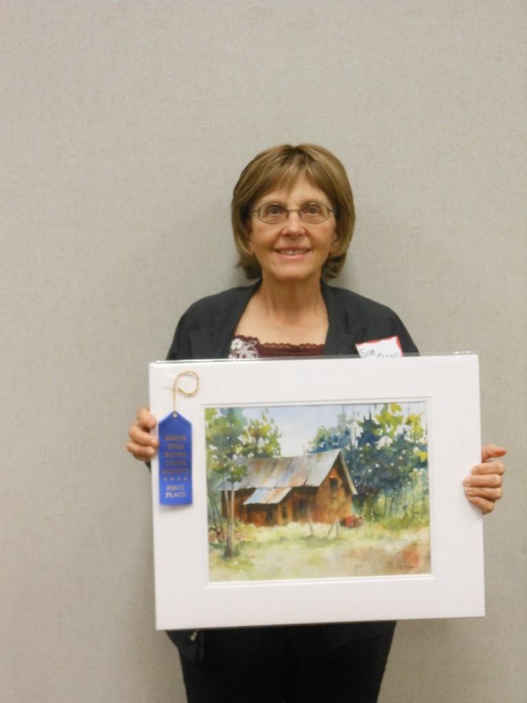 Sue Olson Sept 2014