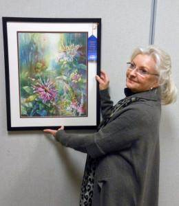 Judy Meyerann Peer Vote Winner 112014
