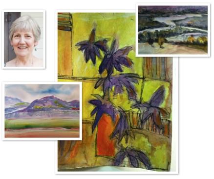 Ann Sisel Art MTB