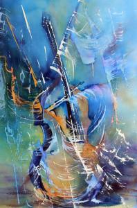 Wet Paint Award -- Sonja Hutchinson, Jammin'