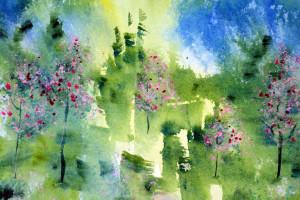 Schmincke Award -- Sylvia Roman, Eve's Garden