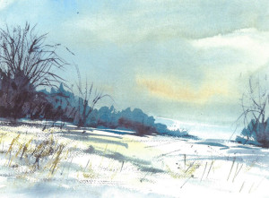 Art Weeks 'Winter Dusk' - Best in Show