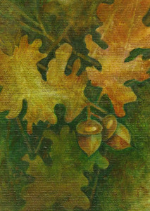 Jeannie Ferdinande 'Golden Oak Leaves' - Award of Merit