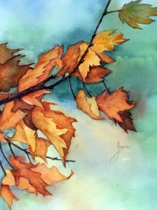 Autumn Glow J Ferdinande